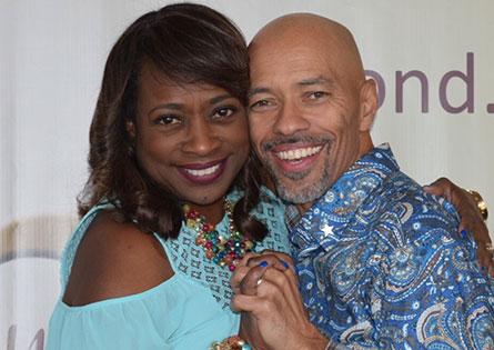 Pastor Derek and Debra Williamson