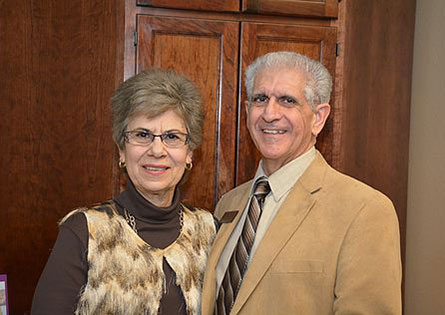 Pastor Jerry & Angie Priore